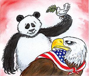 """Khái niệm """"sự trỗi dậy hòa bình"""" là một chiêu bài che đậy dã tâm thực sự của Trung Quốc"""