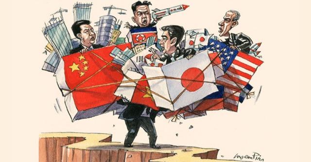 Với vị thế địa chiến lược quan trọng của mình, Việt Nam sẽ như thế nào trên bàn cờ chính trị thế giới ?