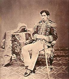 Thiên Hoàng minh trị, người có công mở đường cho cuộc cách mạng suy tưởng vĩ đại ở Nhật