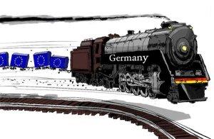 """Mỹ sẽ rút dần can thiệp quan sự ở Nato để thực hiện chiến lược """"xoay trục sang châu Á TBD"""". Sứ mạng dẫn dắt EU thành đối trọng của Nga sẽ do Đức làm đầu tàu"""