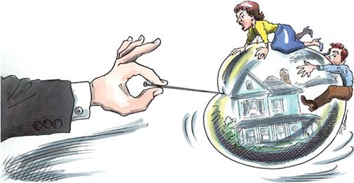 Khiến người Mỹ nghèo đi chỉ trong một thời gian ngắn
