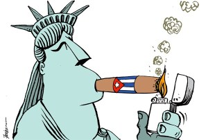 Những động thái mềm dẻo, khôn ngoan và hợp với quy luật tự nhiên từ bình thường hòa quan hệ với Cuba ở Trung Mỹ