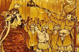 """""""Trước nhục nước nên hòa hay nên chiến"""" - tinh thần hội nghị bình than - diên hồng tạo nên sức mạnh đánh tan cường quốc to lớn nhất mọi thời đại - Mông Cổ"""