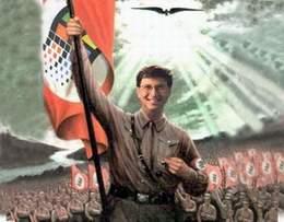 bill gates nazi